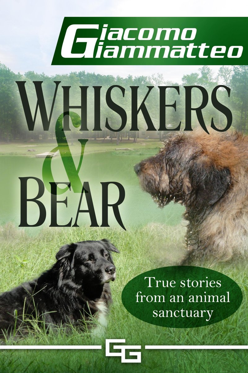 Whiskers and Bear, Sanctuary Tales, Book I
