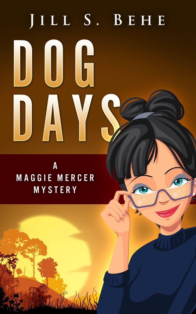Dog Days: A Maggie Mercer Mystery Book 3