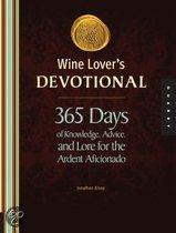 Wine Lover's Devotional