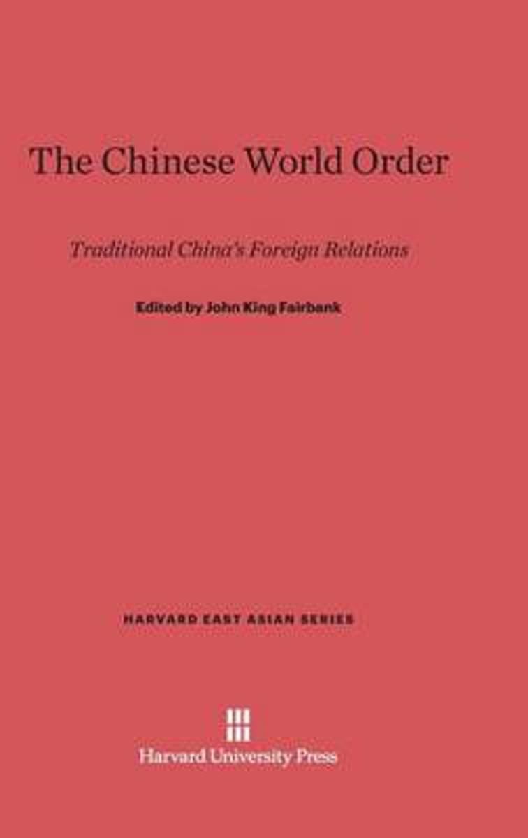 The Chinese World Order