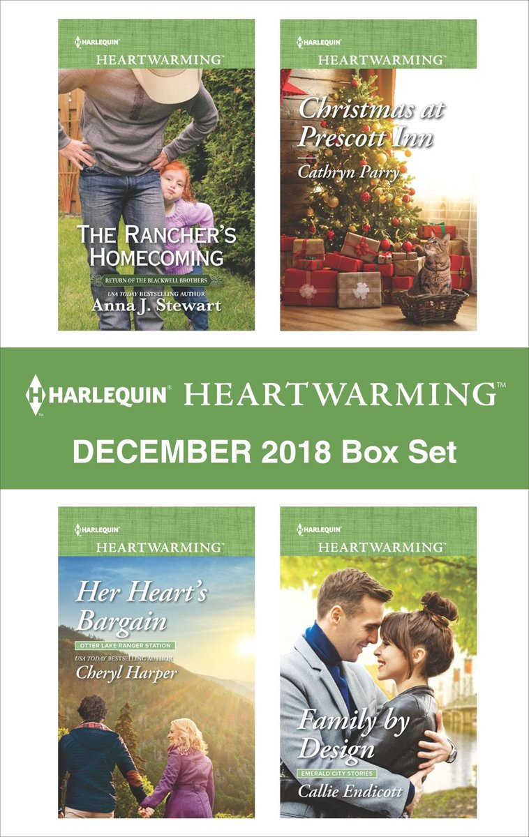Harlequin Heartwarming December 2018 Box Set