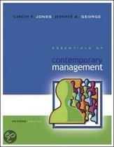 Essentials of Contemporary Management with Student DVD and Olc with Premium Content Card