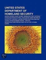 United States Department Of Homeland Security: United States Coast Guard, Operation Tips, National Communications System