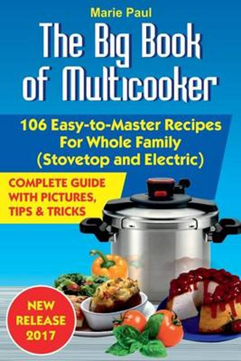 The Big Book of Multicooker