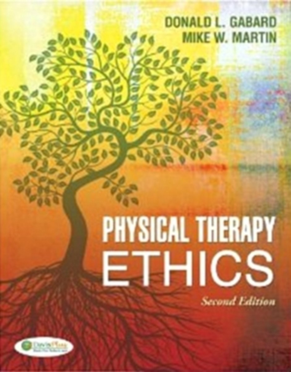 Physical Therapy Ethics 2e