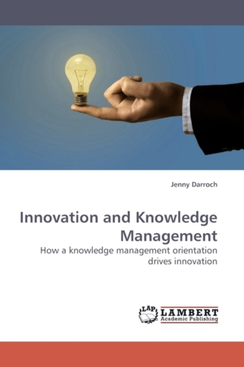 Innovation and Knowledge Management