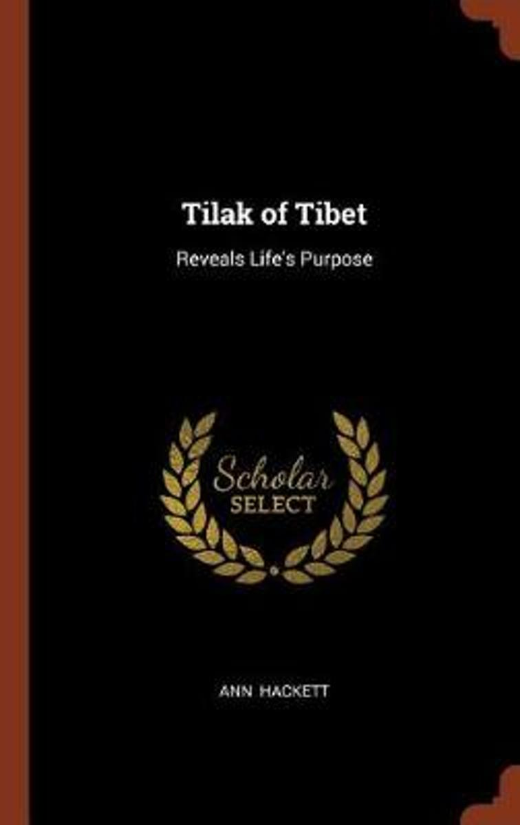 Tilak of Tibet
