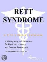 Rett Syndrome - a Bibliography and Dictionary for Physicians, Patients, and Genome Researchers