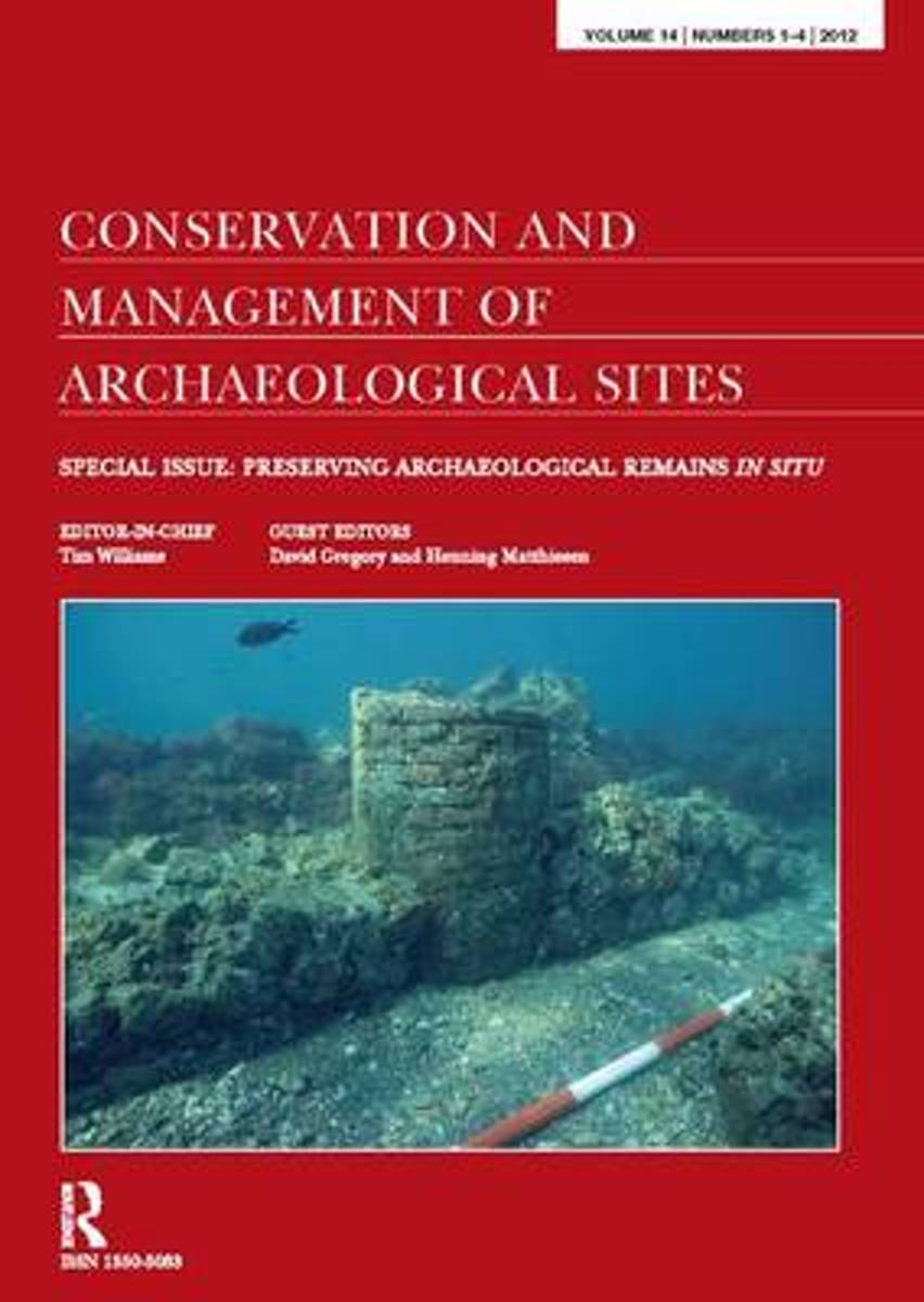 Preserving Archaeological Remains in Situ
