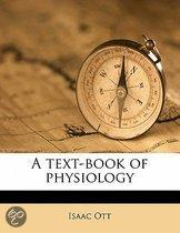 a Text-Book of Physiology