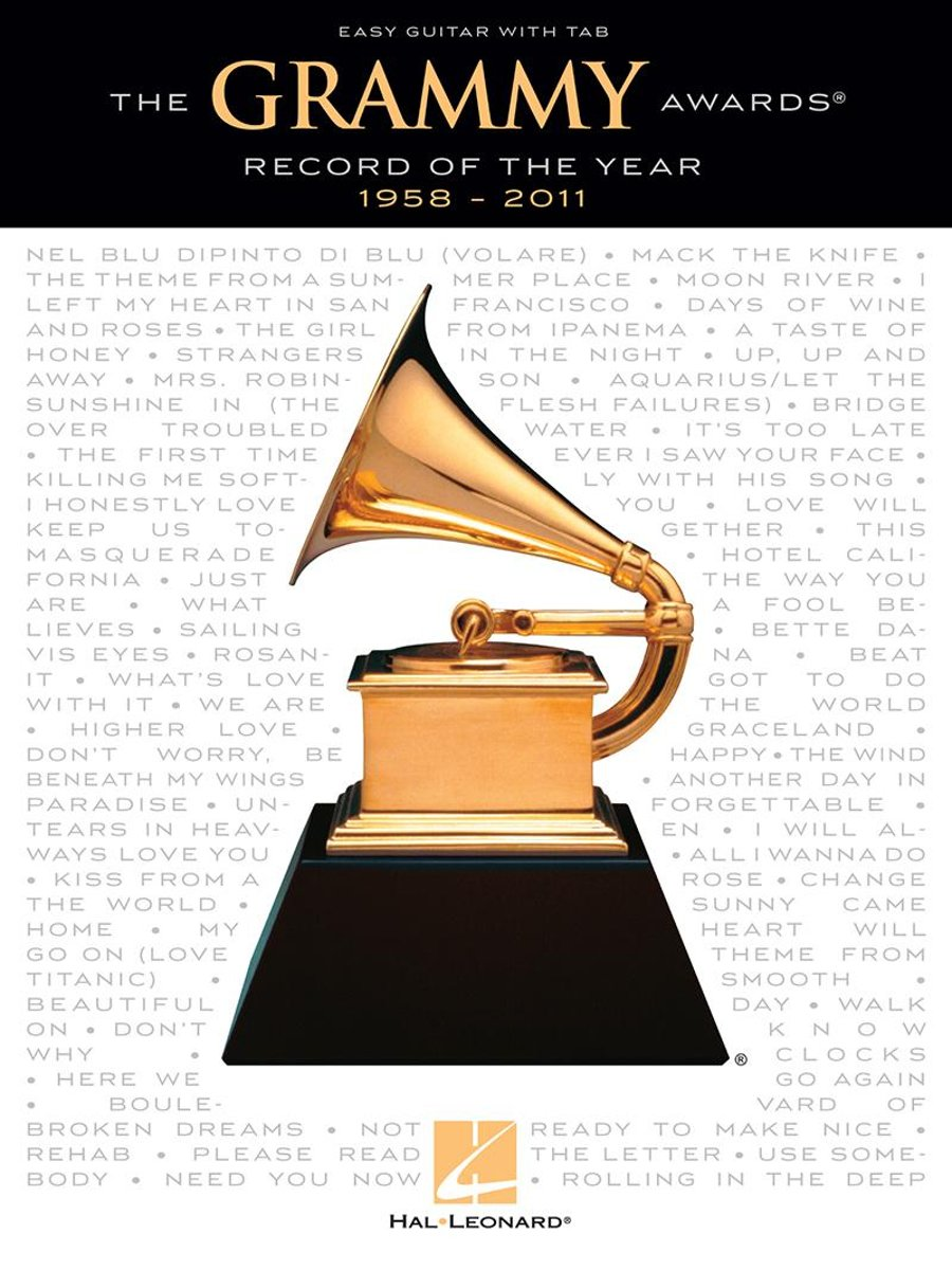 The Grammy Awards Record of the Year 1958-2011 Songbook