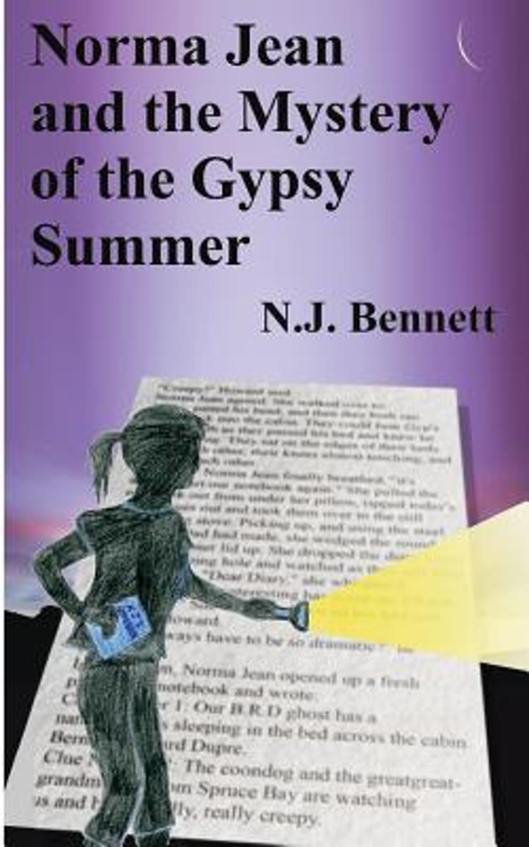 Norma Jean and the Mystery of the Gypsy Summer