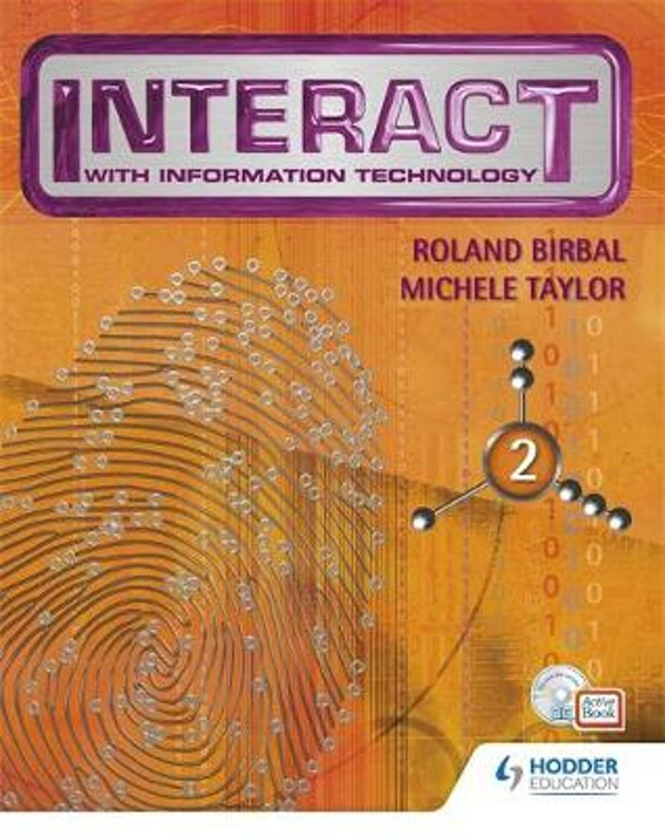Interact with IT Book 2