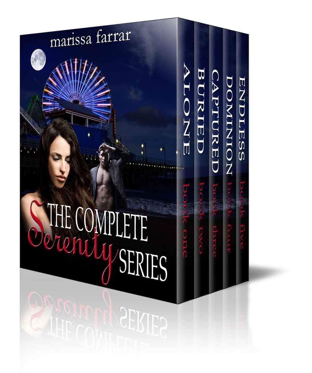 The Complete Serenity Series