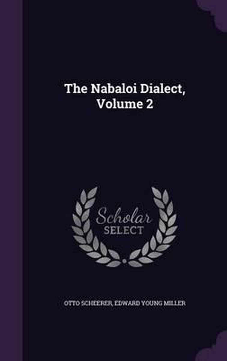 The Nabaloi Dialect, Volume 2