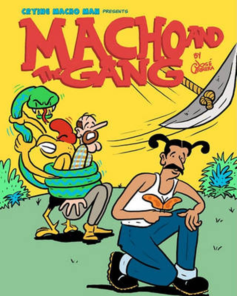 Macho and the Gang