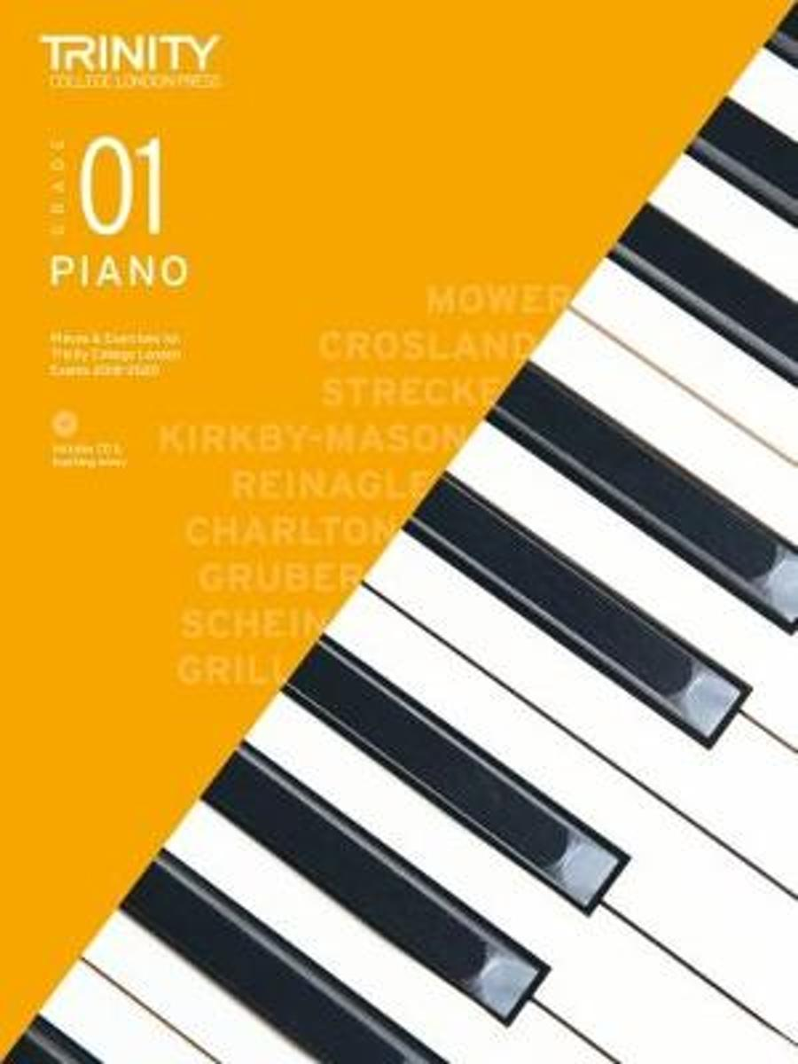 Piano Exam Pieces & Exercises 2018-2020 Grade 1, with CD & Teaching Notes