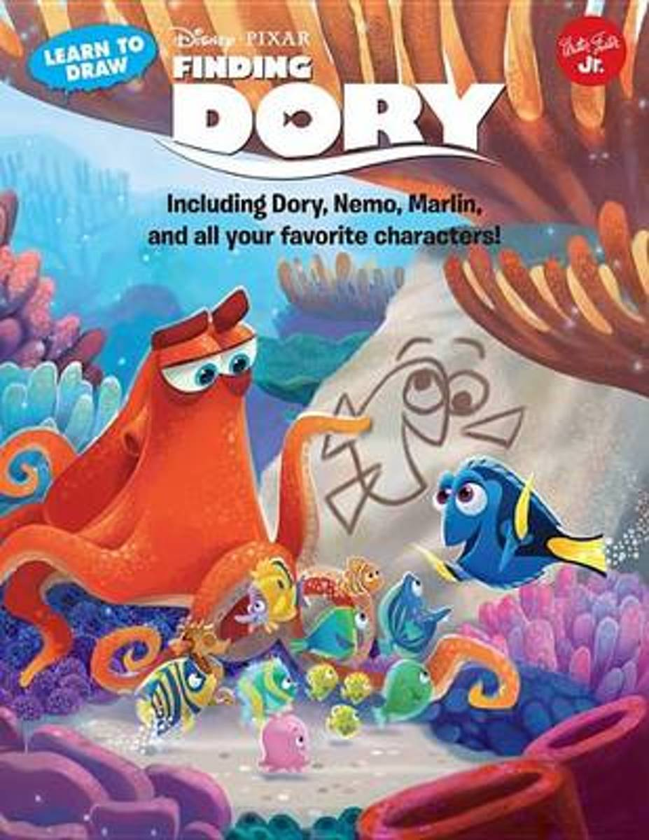 Learn to Draw Disney∙pixar's Finding Dory