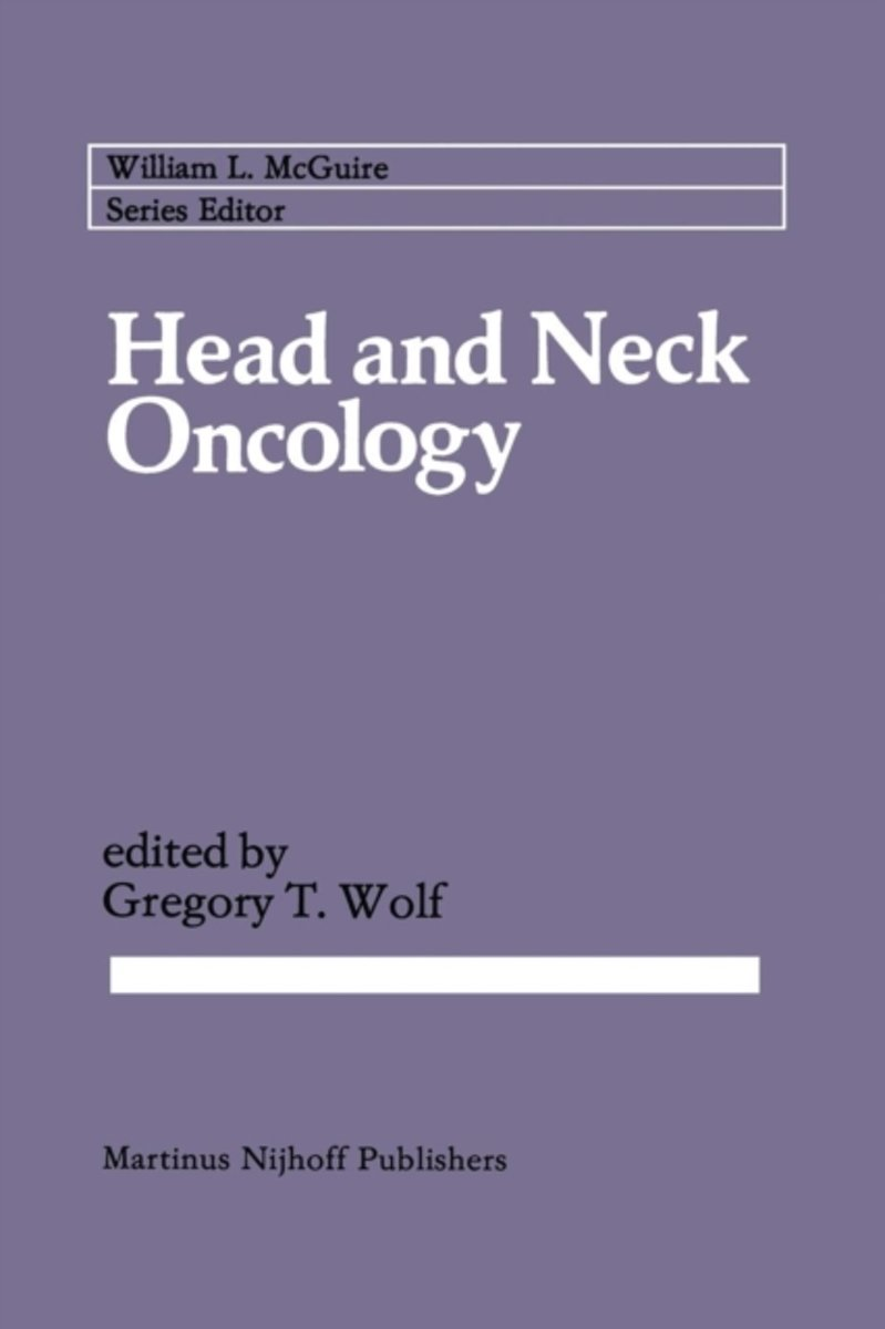 Head and Neck Oncology