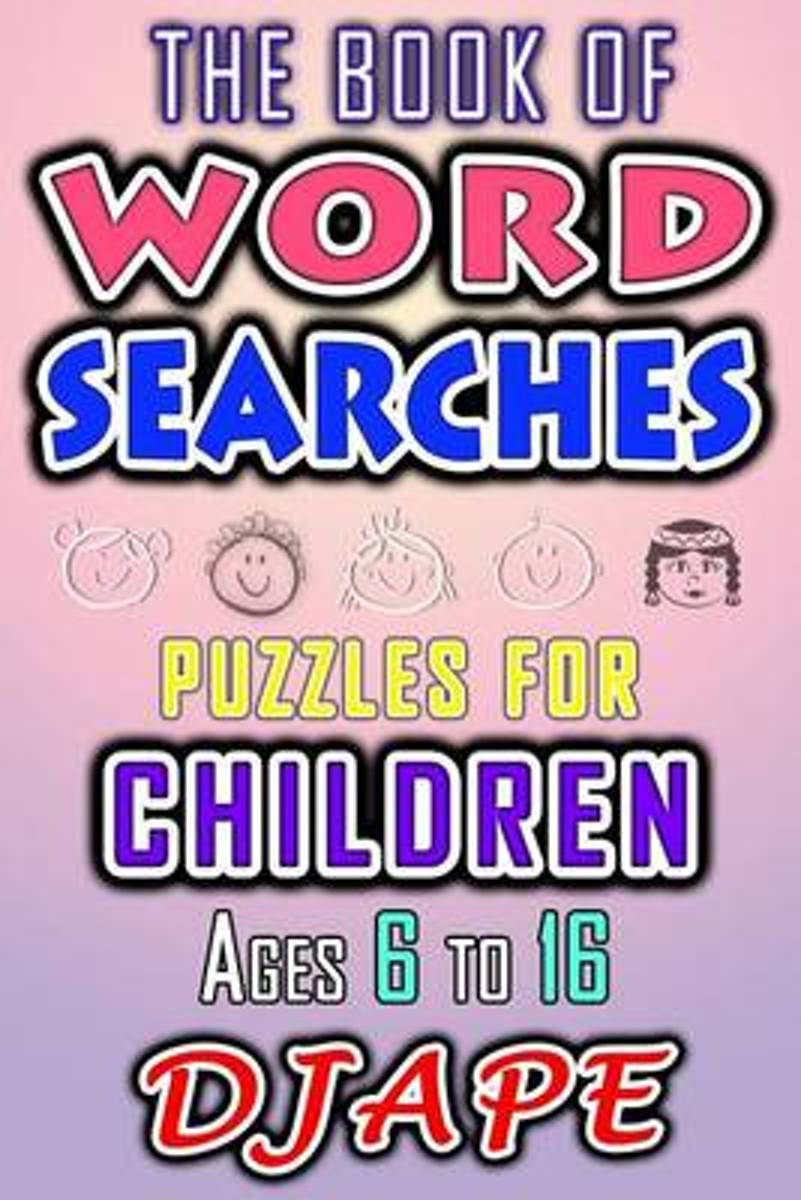 The Book of Word Searches