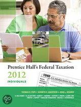 Prentice Hall's Federal Taxation 2012 Individuals Plus NEW MyAccountingLab with Pearson EText