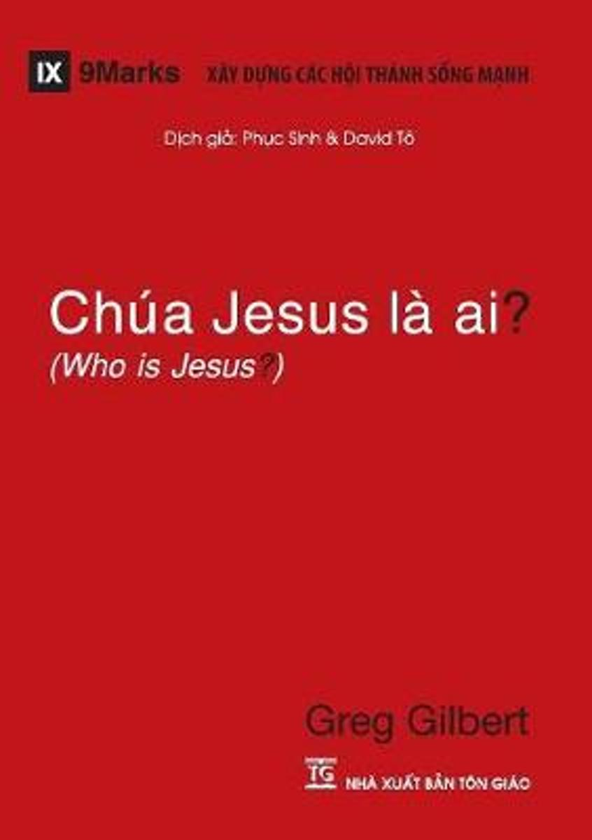 Ch a Jesus L Ai? (Who Is Jesus?)