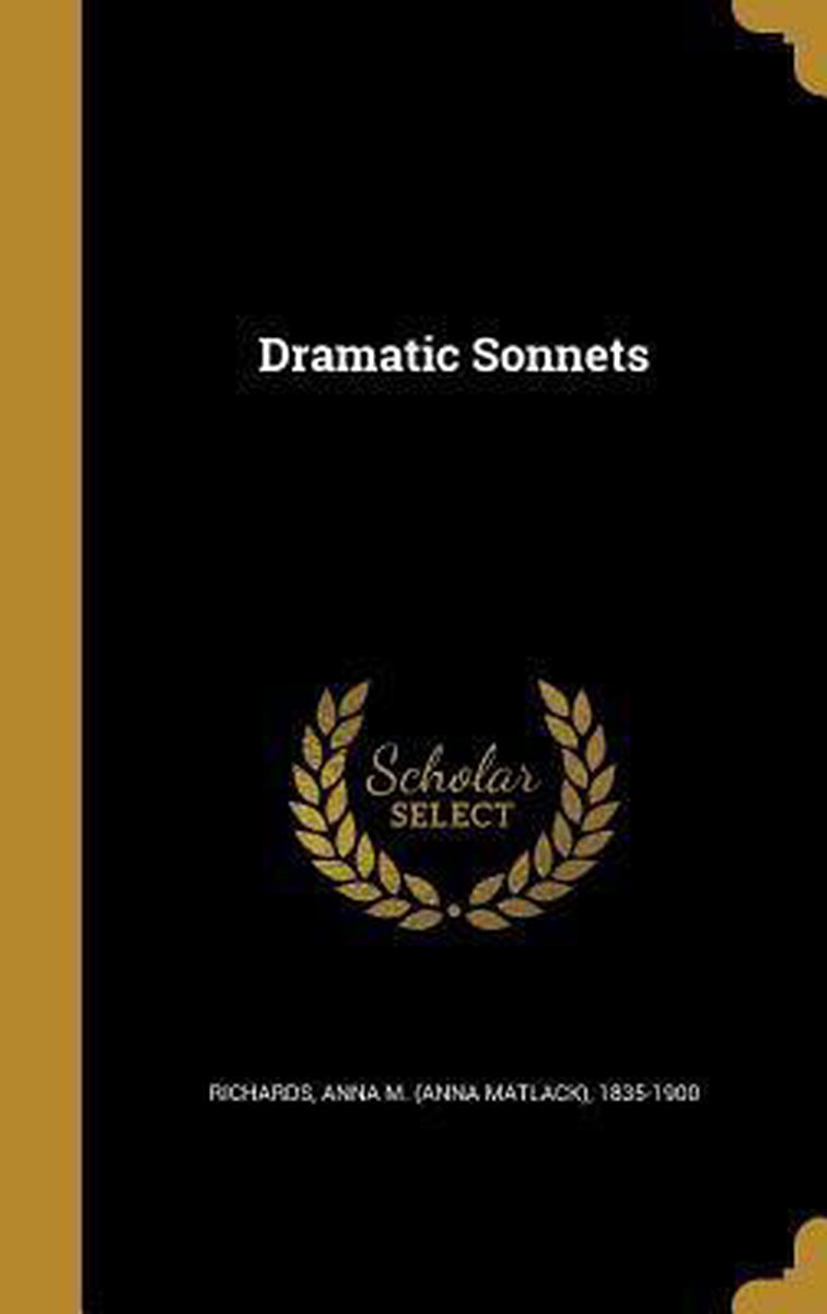 Dramatic Sonnets