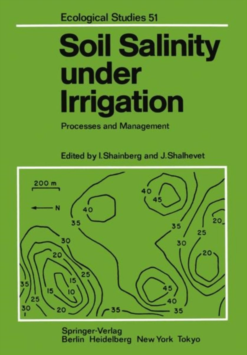Soil Salinity under Irrigation