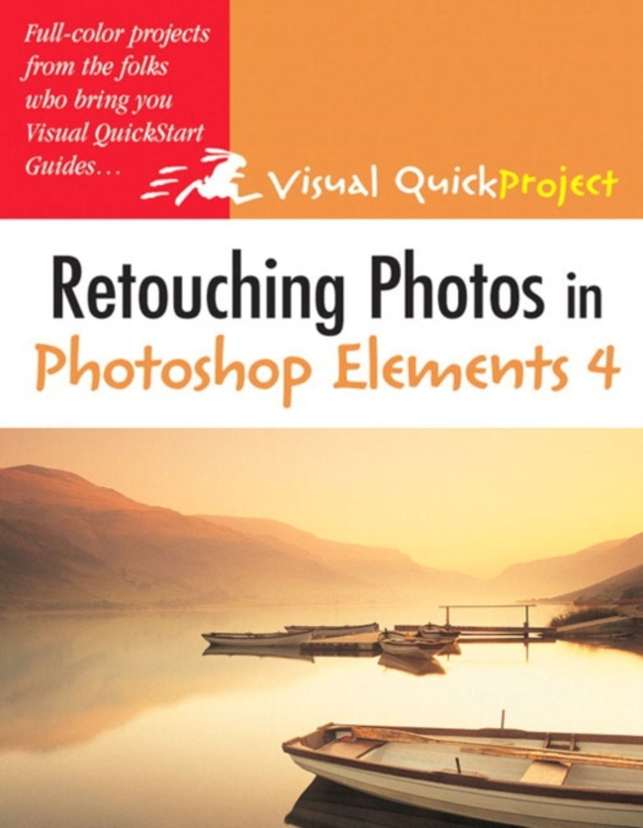 Retouching Photos In Photoshop Elements 4