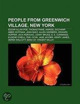 People from Greenwich Village, New York