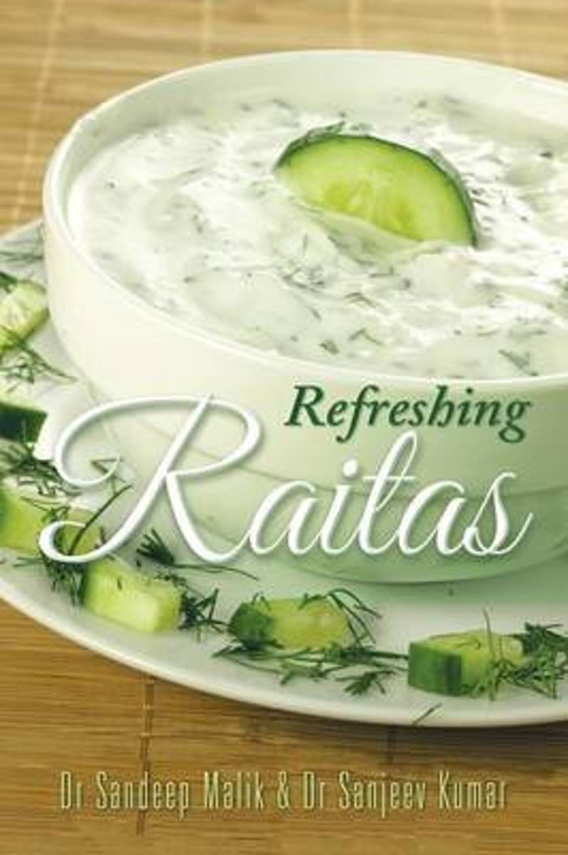Refreshing Raitas