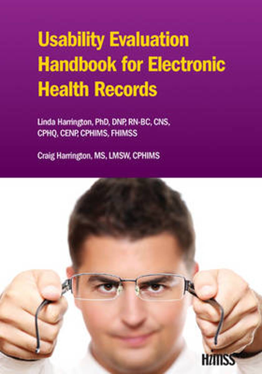 Usability Evaluation Handbook for Electronic Health Records