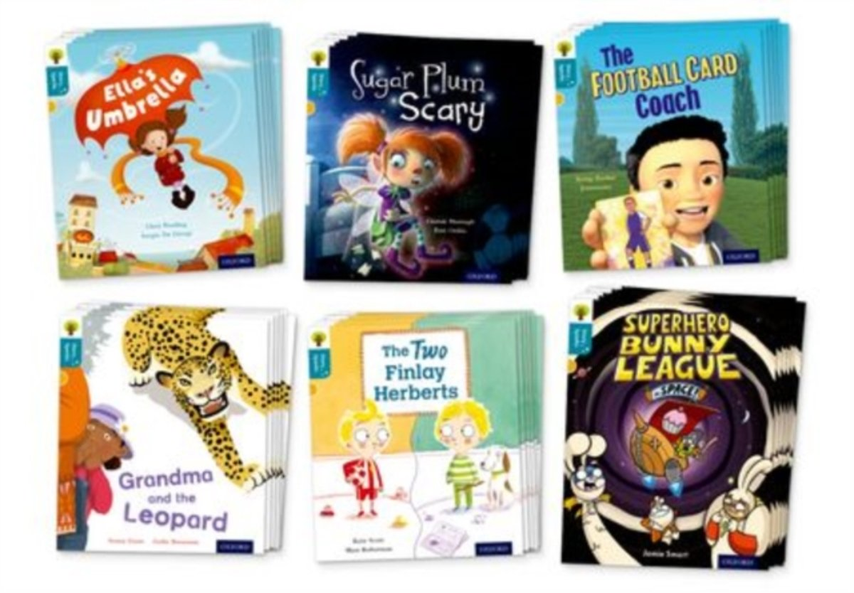 Oxford Reading Tree Story Sparks
