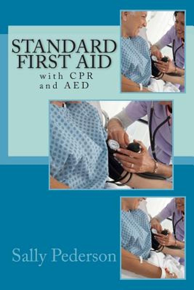 Standard First Aid - With CPR and AED