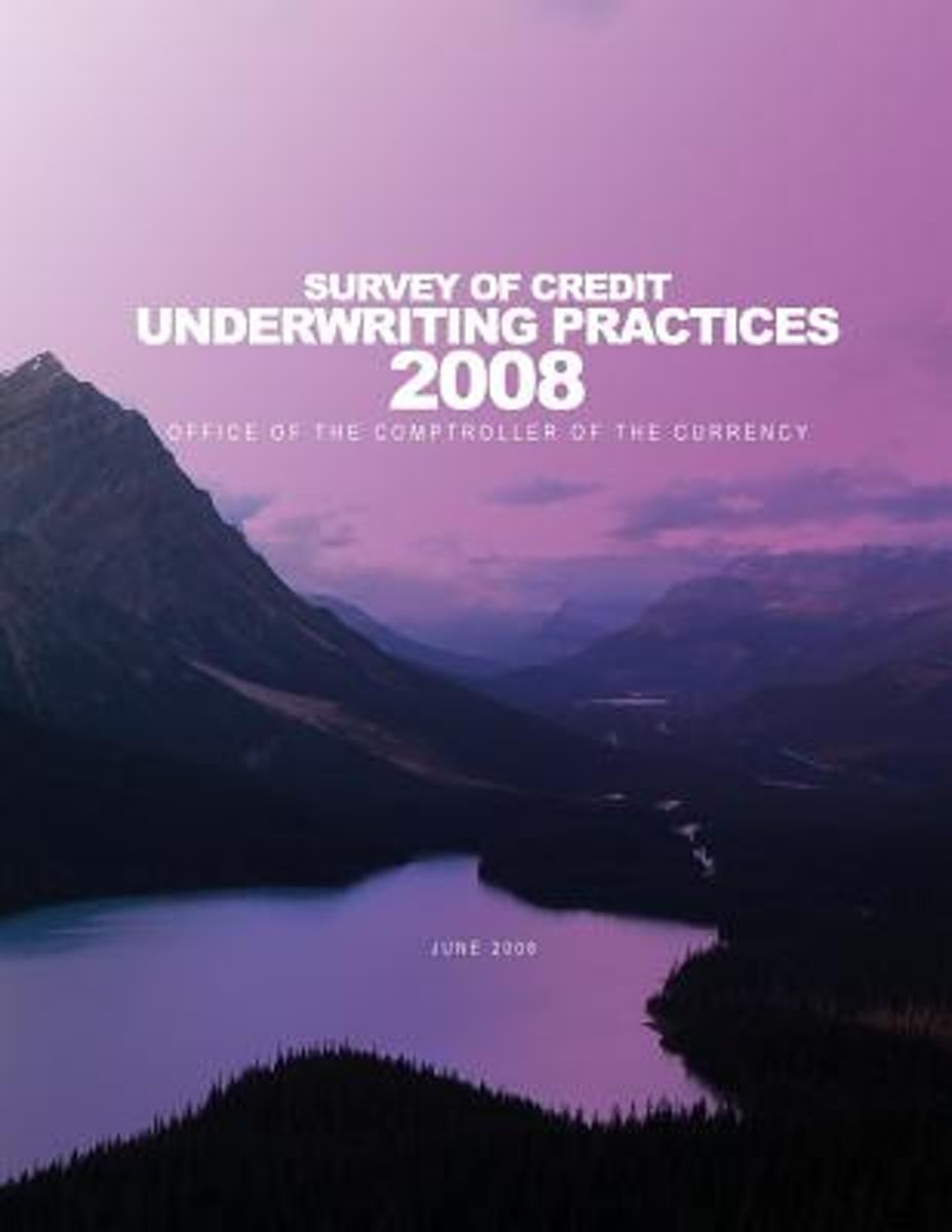Survey of Credit Underwriting Practices 2008