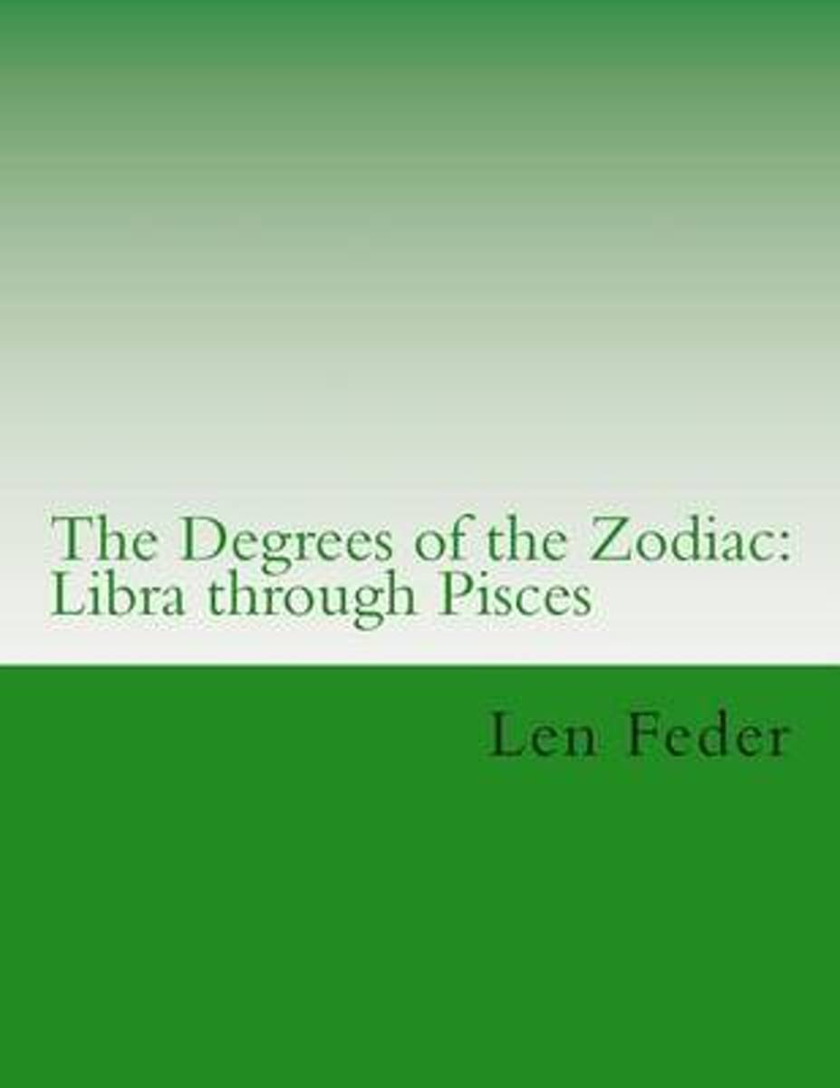 The Degrees of the Zodiac