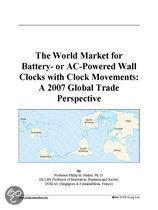 The World Market for Battery- Or Ac-Powered Wall Clocks with Clock Movements