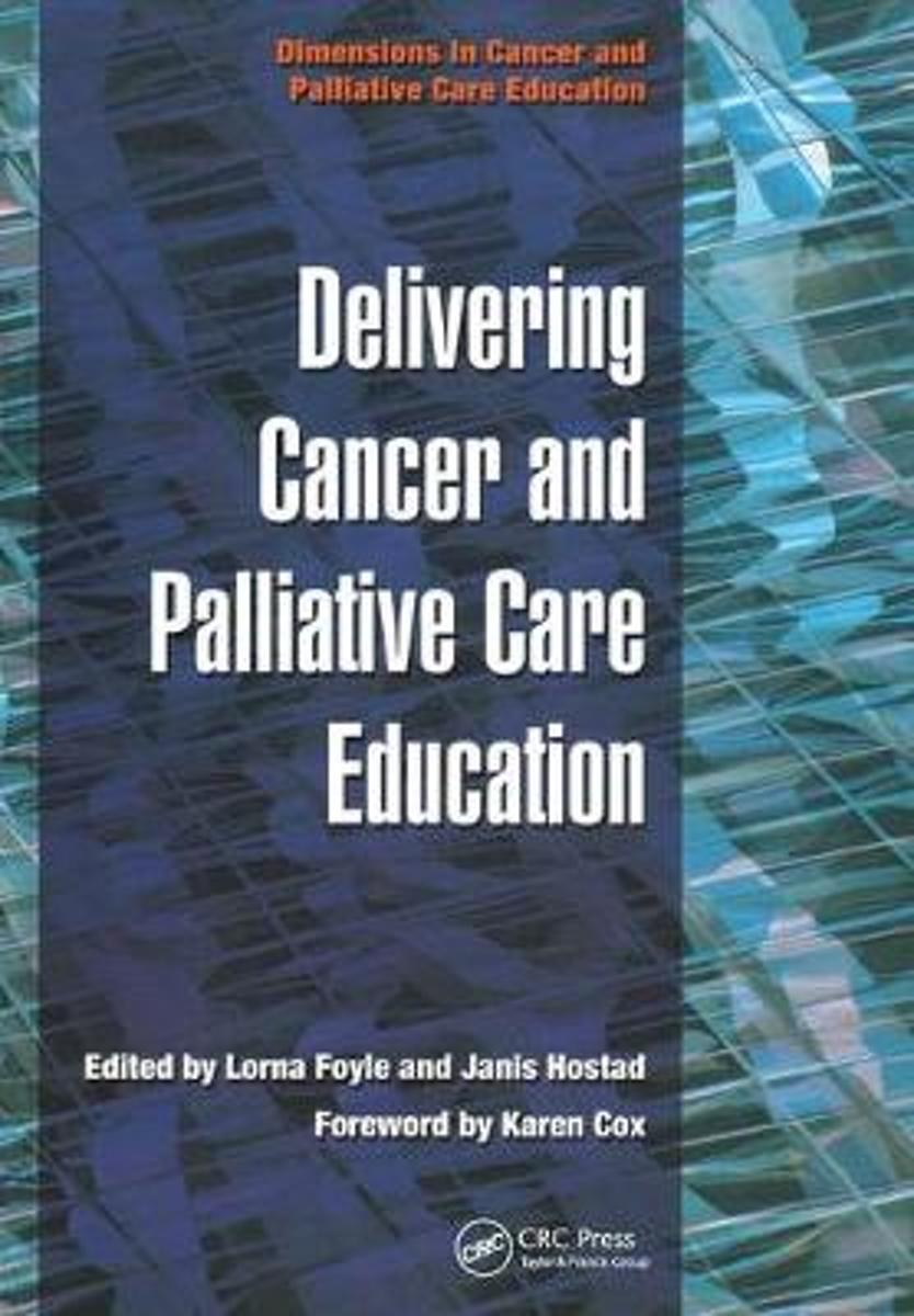 Delivering Cancer and Palliative Care Education