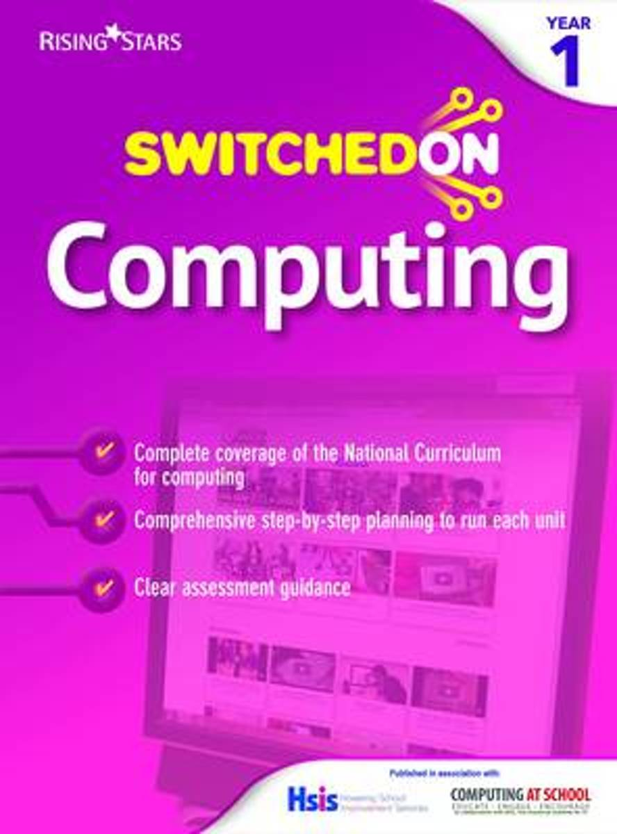 Switched on Computing Year 1