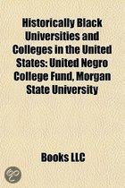 Historically Black Universities And Colleges In The United States: United Negro College Fund, Morgan State University