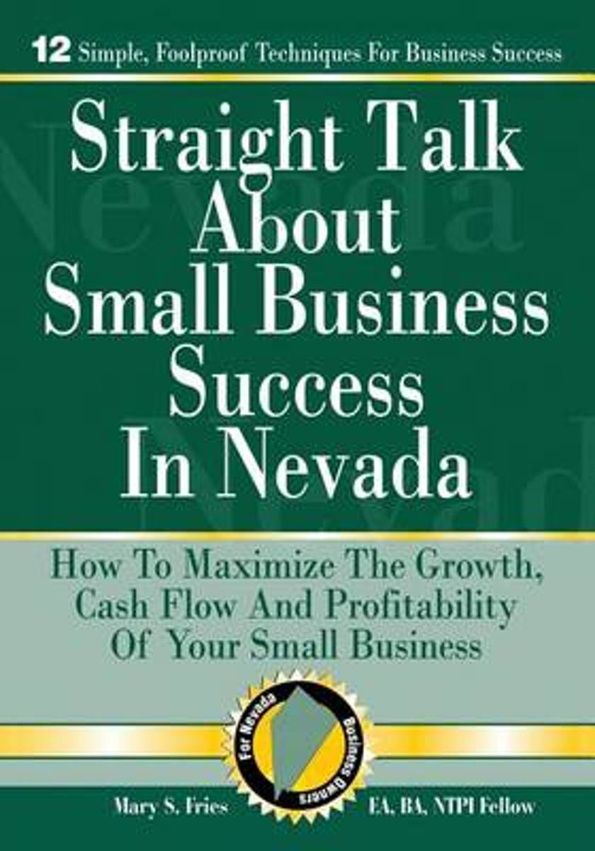 Straight Talk about Small Business Success in Nevada