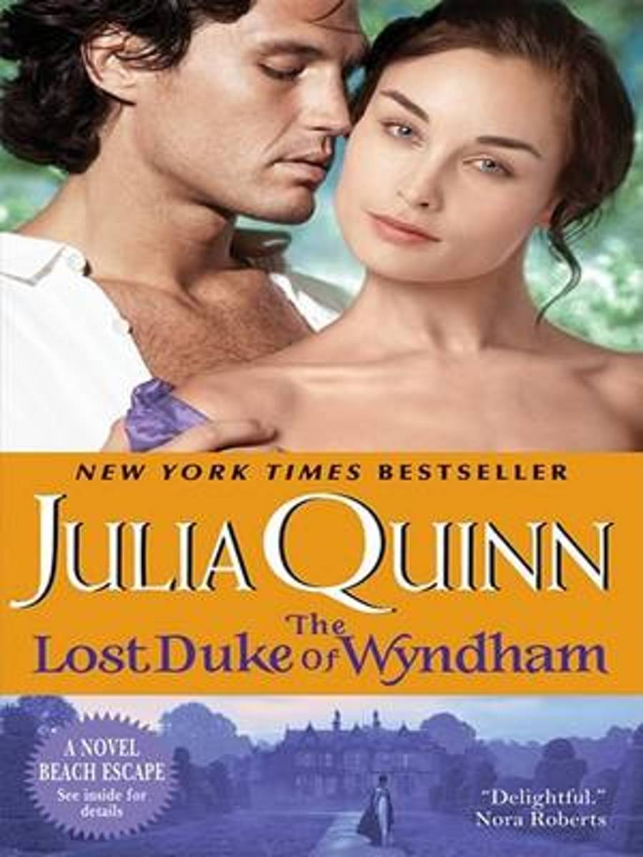 The Lost Duke Of Wyndham Large Print