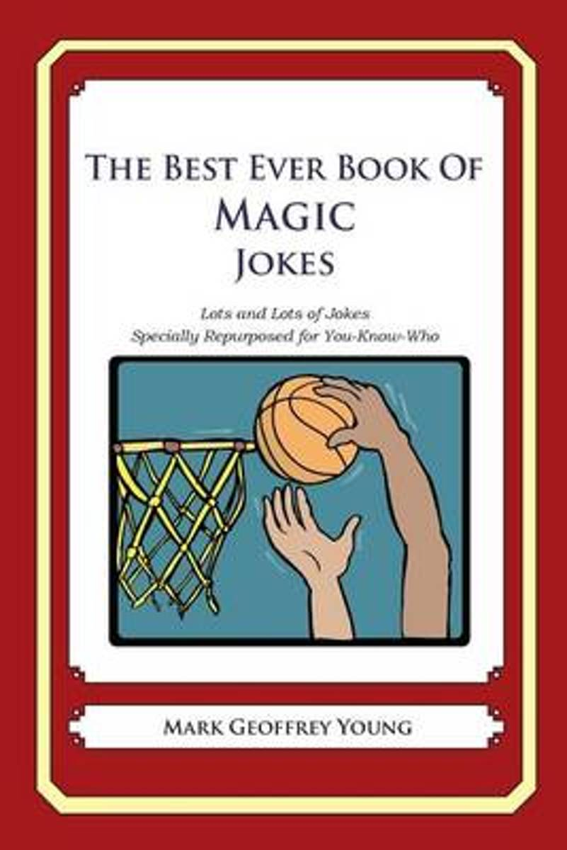 The Best Ever Book of Magic Jokes