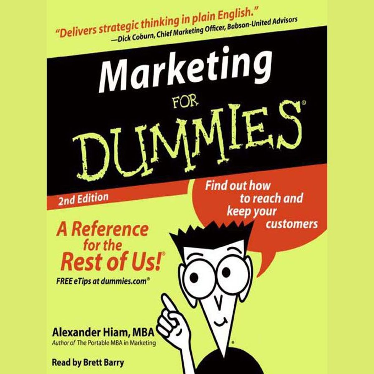 Marketing for Dummies 2nd Ed.