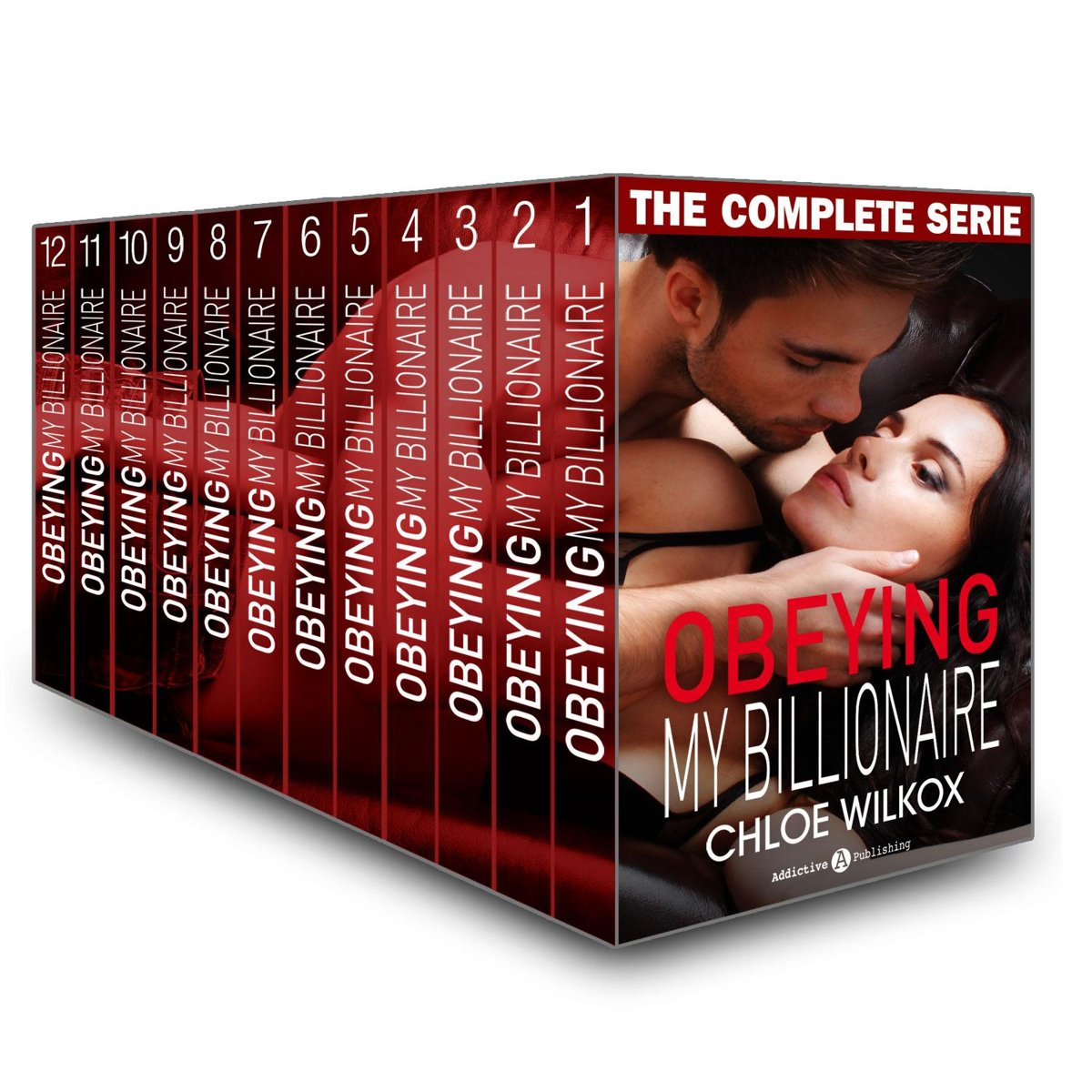 Obeying my Billionaire (The Complete Serie)