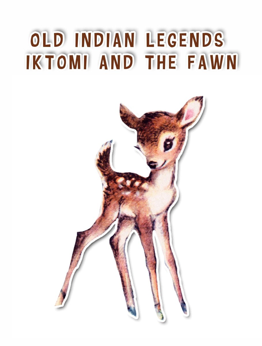 Iktomi and the fawn