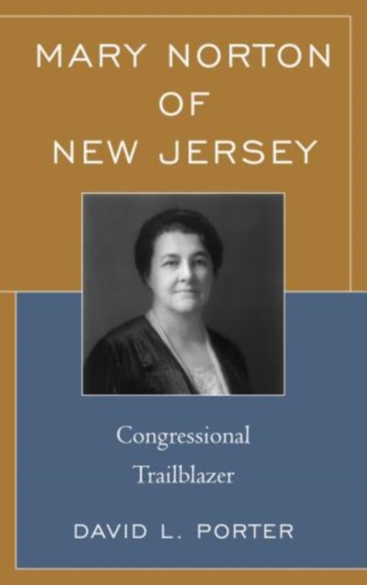 Mary Norton of New Jersey