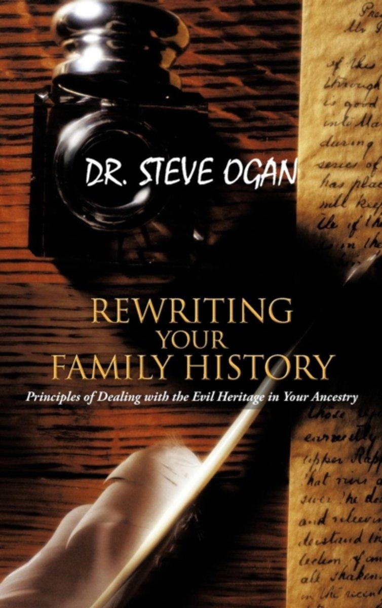 Rewriting Your Family History image
