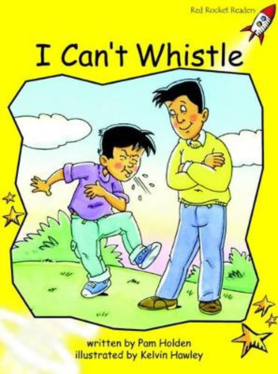 I Can't Whistle