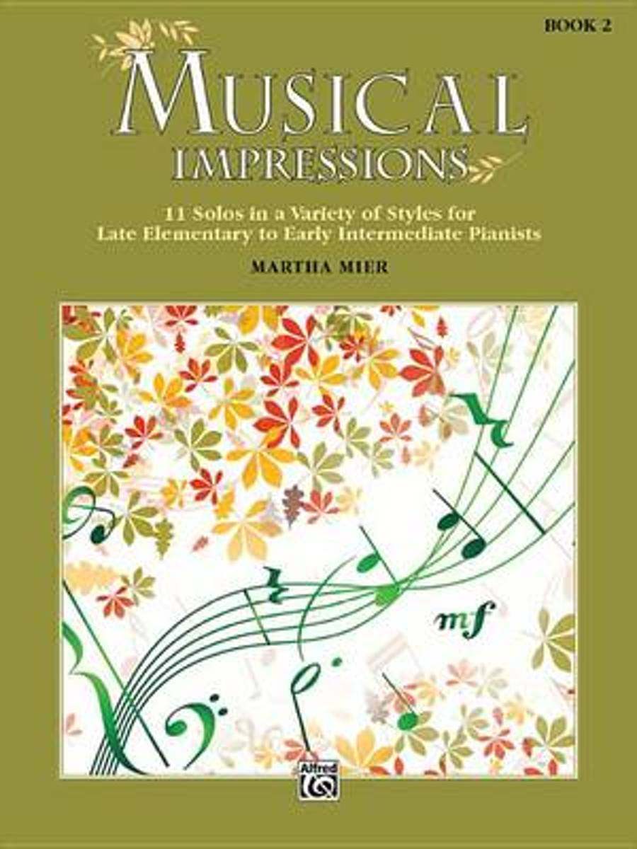 Musical Impressions, Bk 2